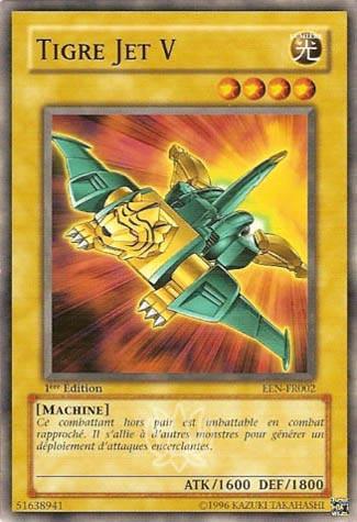 Tigre Jet V