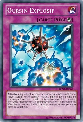 Oursin Explosif