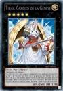 Tiras, Gardien de la Genèse