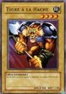 Tigre à la Hache