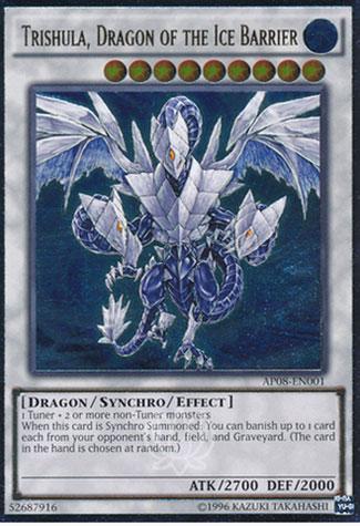 Trishula, Dragon de la Barrière de Glace