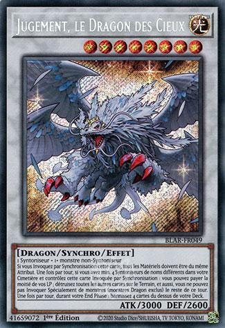 Jugement, le Dragon des Cieux