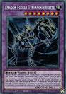 Dragon Fossile Tyrannosquelette