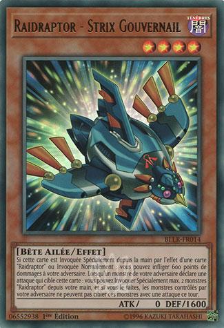 Raidraptor - Strix Gouvernail