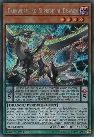 Darkwurm, Roi Suprême du Dragon