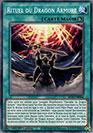 Rituel du Dragon Armure