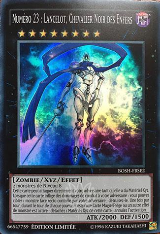 Numéro 23 : Lancelot, Chevalier Noir des Enfers