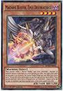 Machine Buster, Épée Destructrice