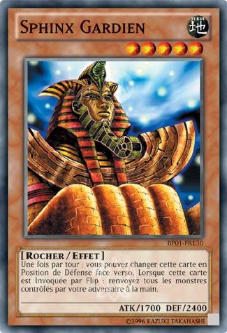Sphinx Gardien