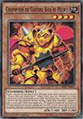 Champion de Guerre Koa'Ki Meiru