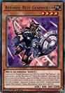 Attorix, Bête Gladiateur