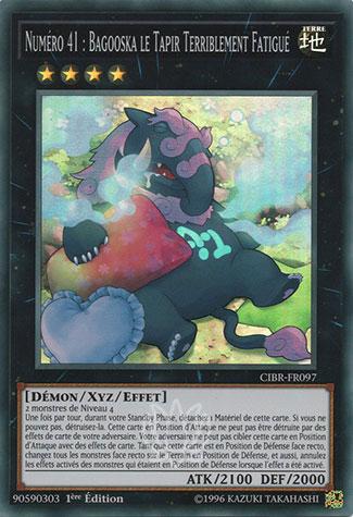 Numéro 41 : Bagooska le Tapir Terriblement Fatigué