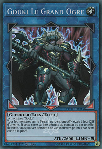 Gouki Le Grand Ogre