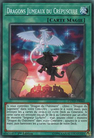 Dragons Jumeaux du Crépuscule
