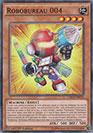 Robobureau 004