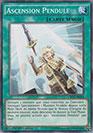 Ascension Pendule
