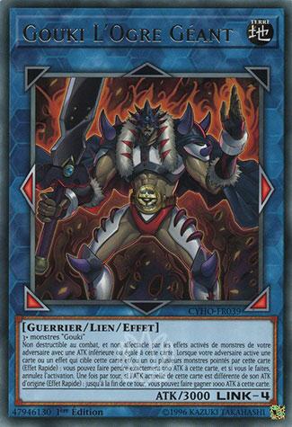 Gouki l'Ogre Géant