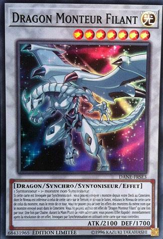 Dragon Monteur Filant
