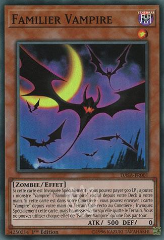 Familier Vampire