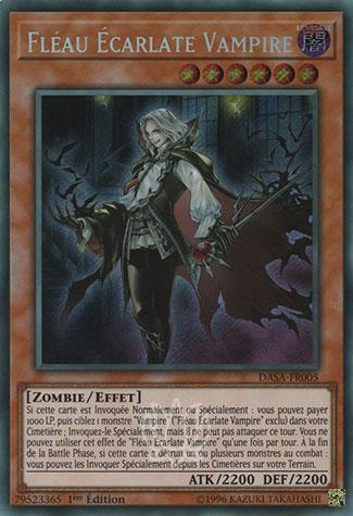 Fléau Écarlate Vampire