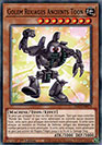 Golem Rouages Ancients Toon
