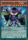 Robobureau 006