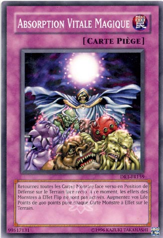Absorption Vitale Magique