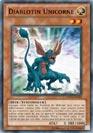 Diablotin Unicorne
