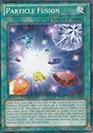 Fusion de Particules