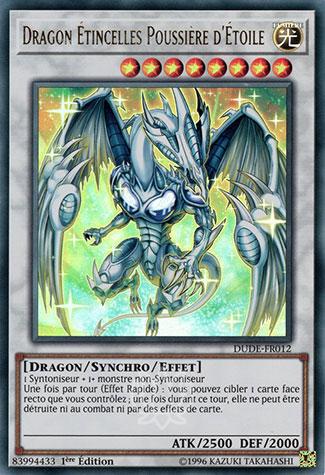 Dragon Étincelles Poussière d'Étoile