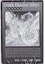 Cyber Dragon Infini - Oversized