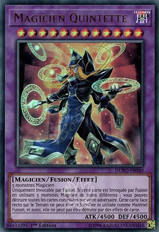 Magicien Quintette