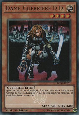 Dame Guerrière D. D.