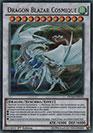 Dragon Blazar Cosmique