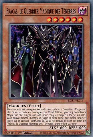 Fracas, le Guerrier Magique des Ténèbres