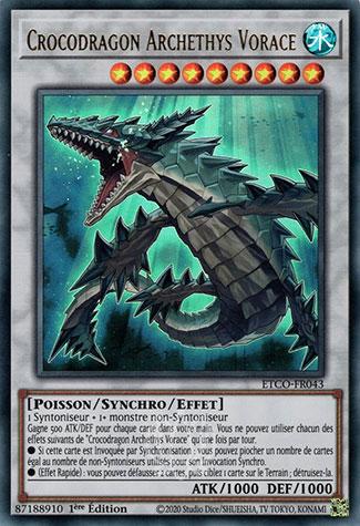 Crocodragon Archethys Vorace