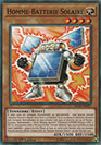 Homme-Batterie Solaire