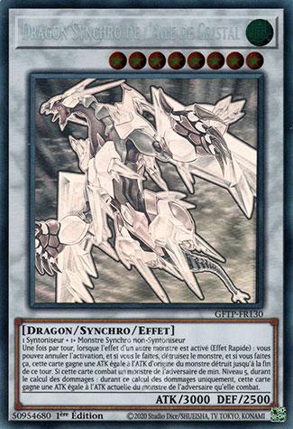 Dragon Synchro de l'Aile de Cristal