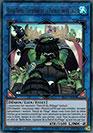 Barbe Noire, Capitaine de la Patroll du Pillage