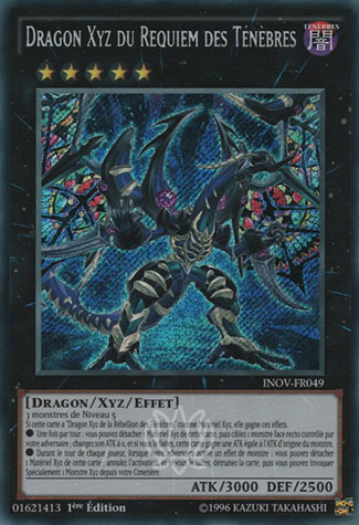 Dragon Xyz du Requiem des Ténèbres