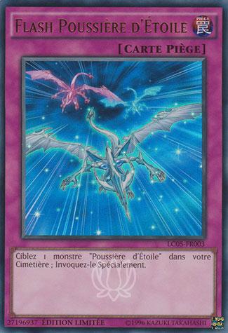 Flash Poussière d'Étoile