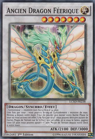 Ancien Dragon Féerique