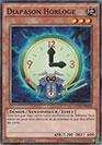 Diapason Horloge