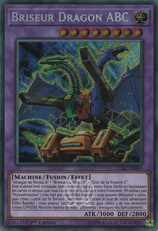 Briseur Dragon ABC
