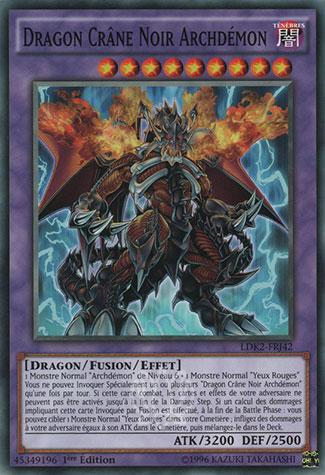 Dragon Crâne Noir Archdémon