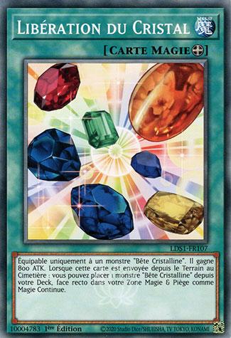 Libération du Cristal