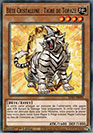 Bête Cristalline : Tigre de Topaze