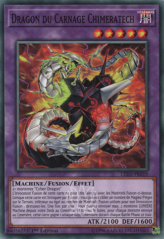 Dragon du Carnage Chimeratech
