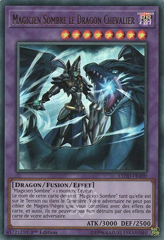 Magicien Sombre le Dragon Chevalier