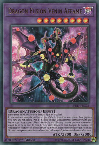 Dragon Fusion Venin Affamé